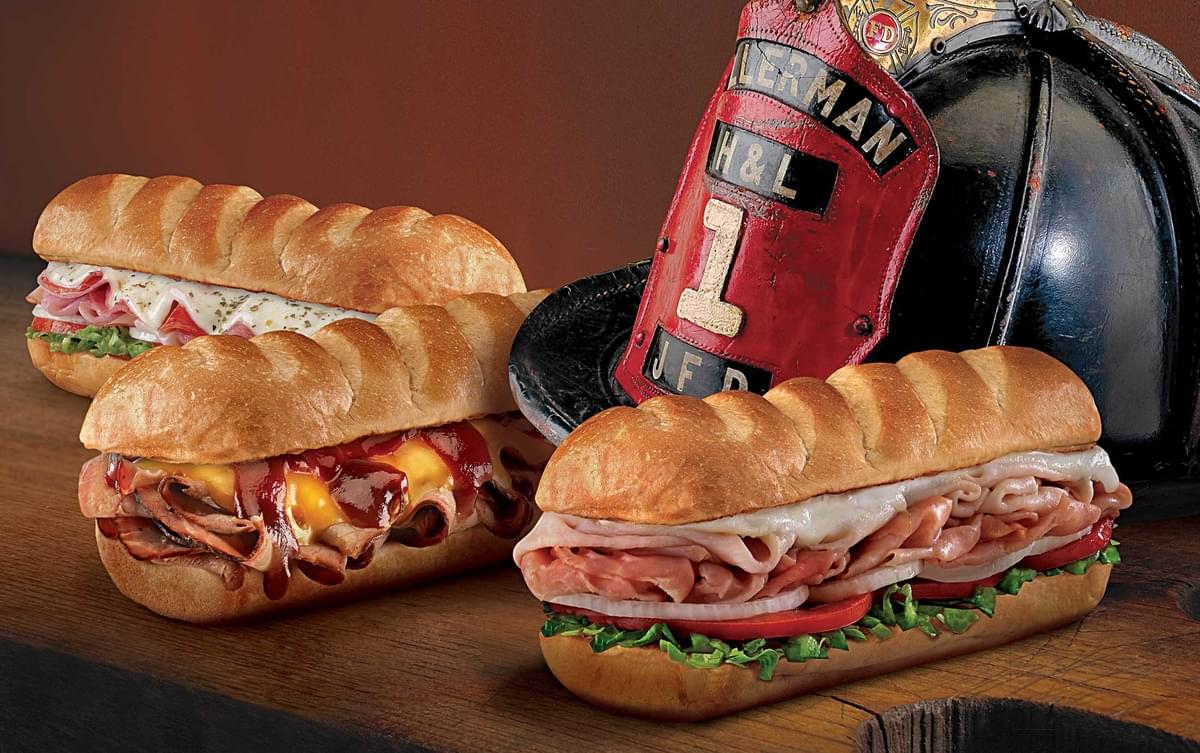 Gluten Free Rolls Arrive at Firehouse Subs