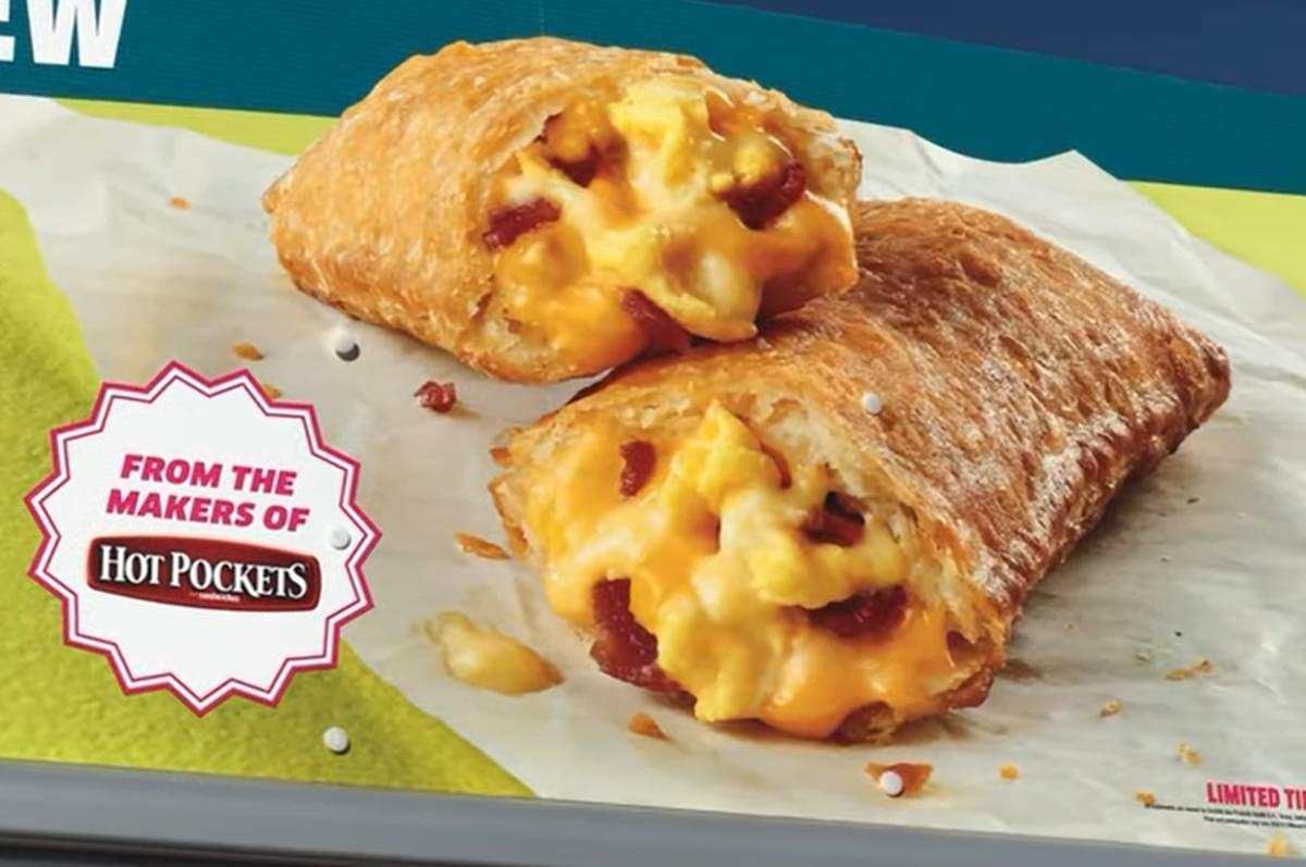 Jack in the Box is Testing a Breakfast Hot Pocket