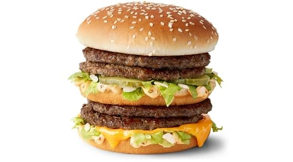 McDonald's Offers Double Big Mac for a Limited Time