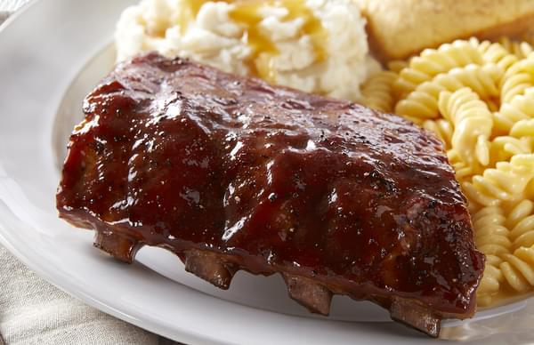 Boston Market Offering Baby Back Ribs for a Limited Time