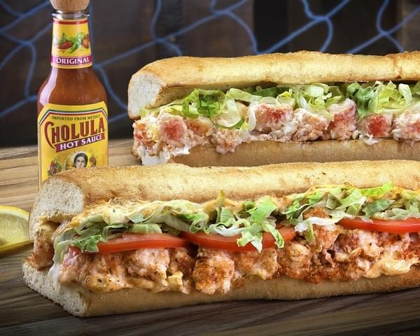 Quiznos Brings Back Lobster & Seafood Subs